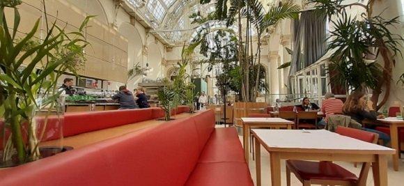 Palmenhaus, Café, Restaurant, Wien