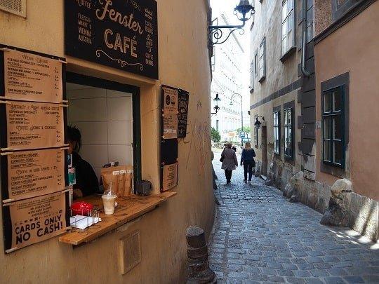 Café, Wien, Highlight