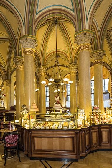 Cafe, Wien, Highlights, Sehenswürdigkeit