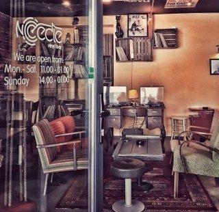 Needle Viinyl Bar, Wien, Bar, reisen, Städtetrip, Rucksackreisen, alleine reisen