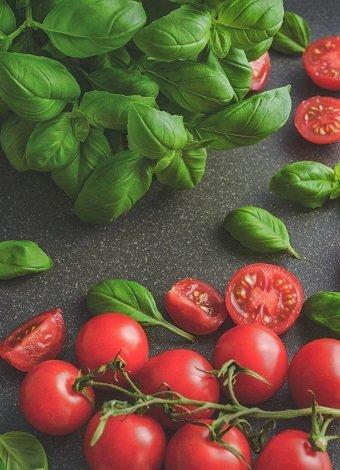 Tomaten, Basilikum, Rezept, Gnocchi