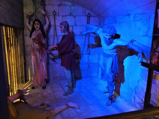 Mdina Dungeon, Malta, Reisen, skurril, Sehenswürdigkeit