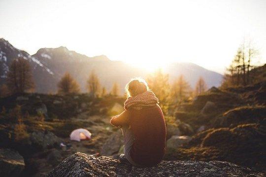Minimalismus, alleine reisen, Backpacking, Reisen