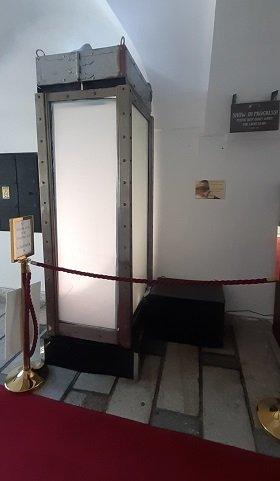 Reisen, Budapest, Houdini Museum, alleine reisen als Frau