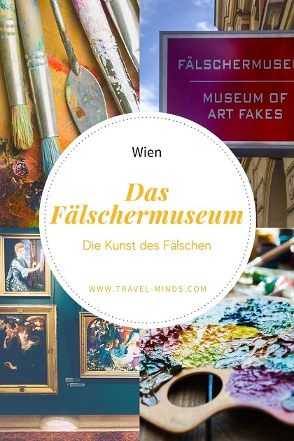 Pinterest, Fälschungen, reisen, Wien, Städtetrip, Museen