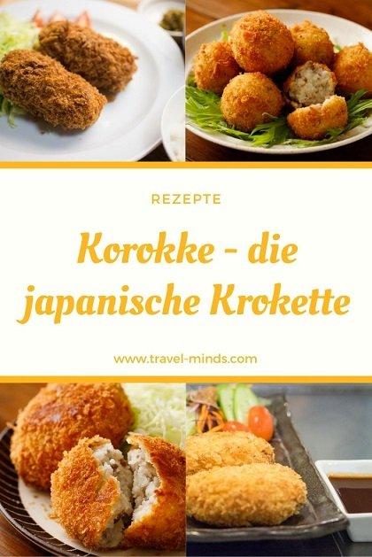 Korokke, Rezepte, Rezepte aus aller Welt, Japan, japanisch