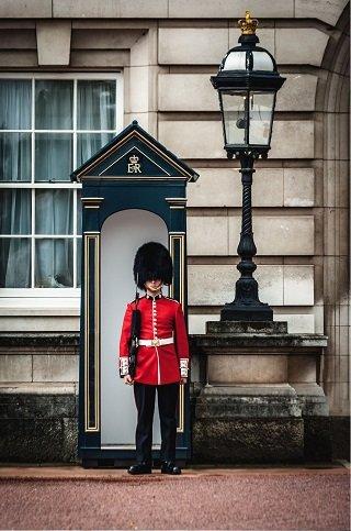 Gardewechsel, Städtetrip, reisen, London, Buckingham Palace, kostenlos