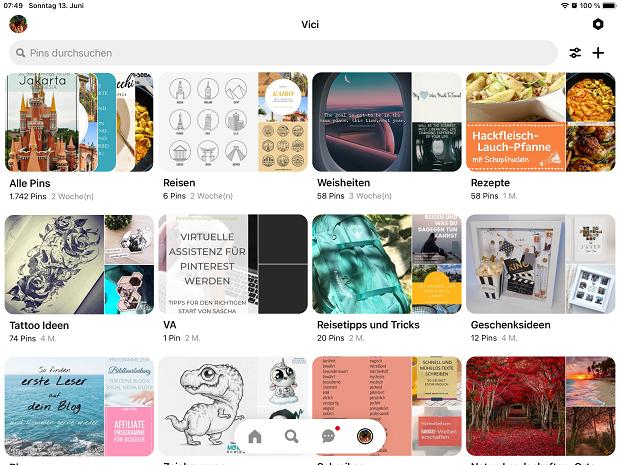 Pinterest, reisen, Reiseplanung