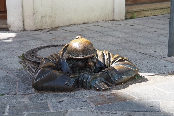 Innenstadt, Bratislava, reisen, Städtetrip, alleine reisen, alleine reisen als Frau, Cumil