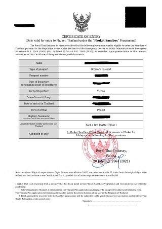 Phuket Sandbox, reisen, Thailand, Weltreise, Asien, Sehenswürdigkeiten, PCR Test
